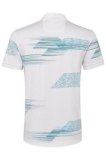 男士时尚休闲商务polo衫,  100_白色