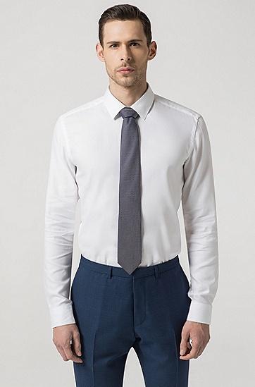 男士时尚商务领带,  001_黑色