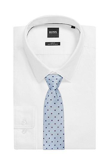 男士商务休闲领带,  451_浅蓝色
