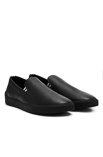 男士休闲时尚小白鞋,  001_黑色
