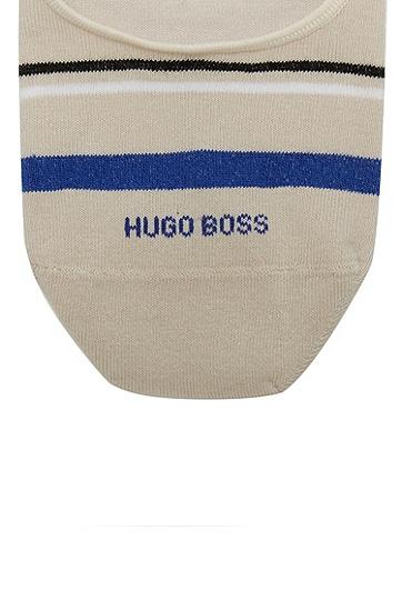 男士船袜,  270_浅米色