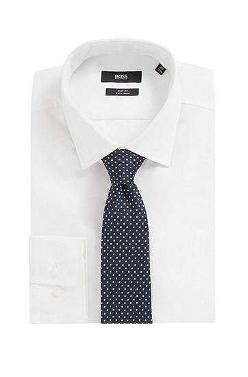 男士商务休闲桑蚕丝领带,  534_浅紫色