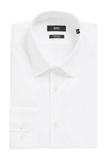 高品质商务衬衫,  100_白色