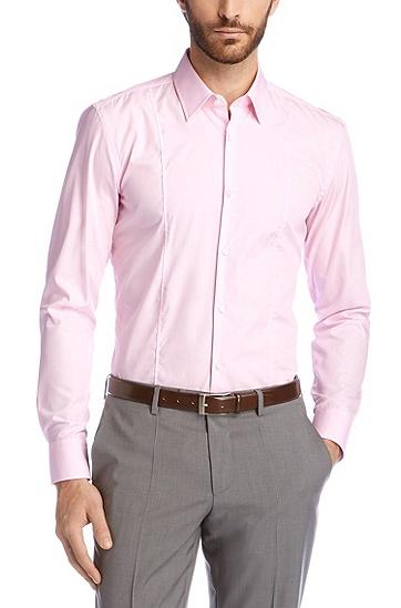 Slim-Fit Business-Hemd ´Phillo`, bügelleicht, Hellrosa