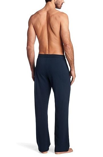 Pantalon «Long Pant CW BM» en coton mélangé, Bleu vif
