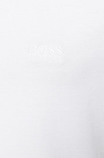 Dreier-Pack T-Shirts aus Baumwolle, Weiß