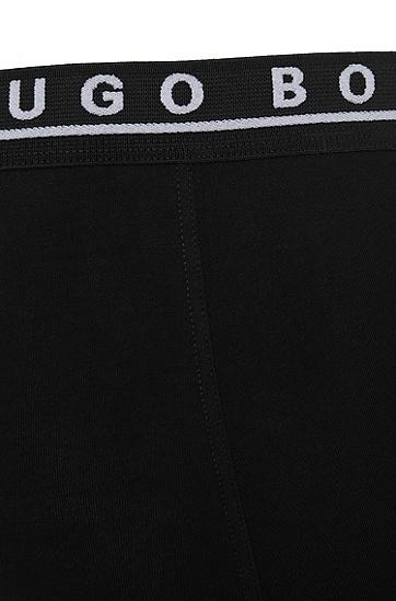 Dreier-Pack Boxershorts aus Baumwoll-Mix: 'Cyclist 3P BM', Assorted-Pre-Pack