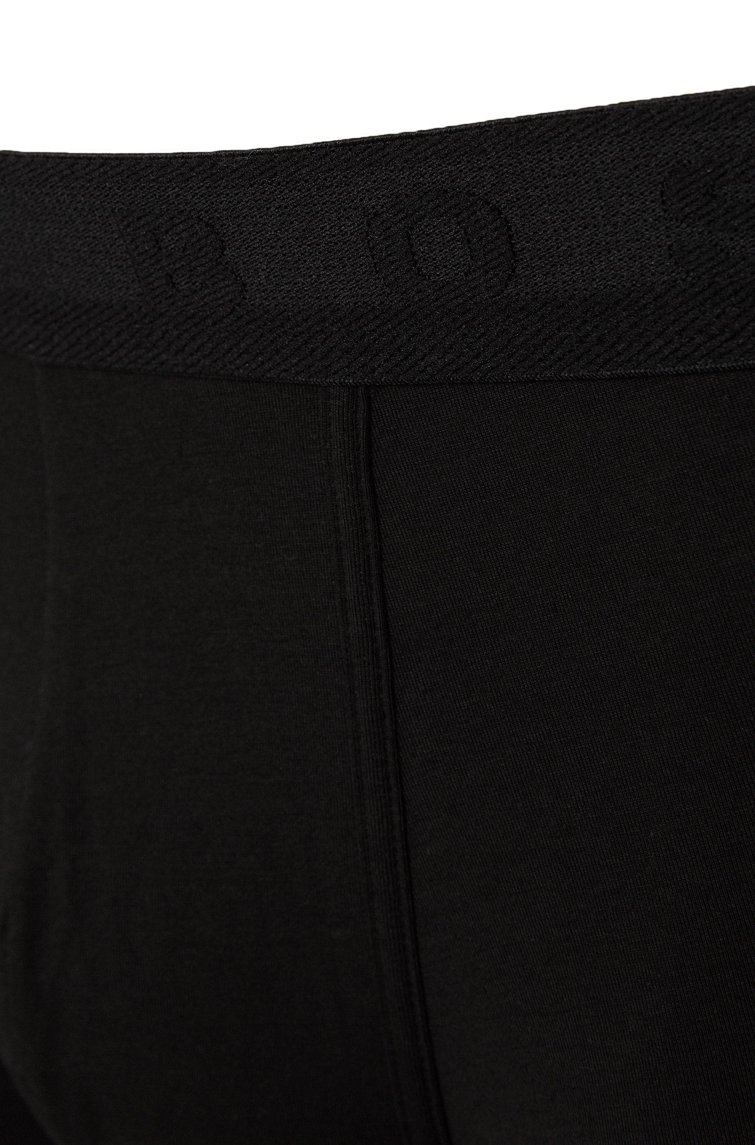 Boxershort van een elastische katoenmix met modal: 'Boxer BM'