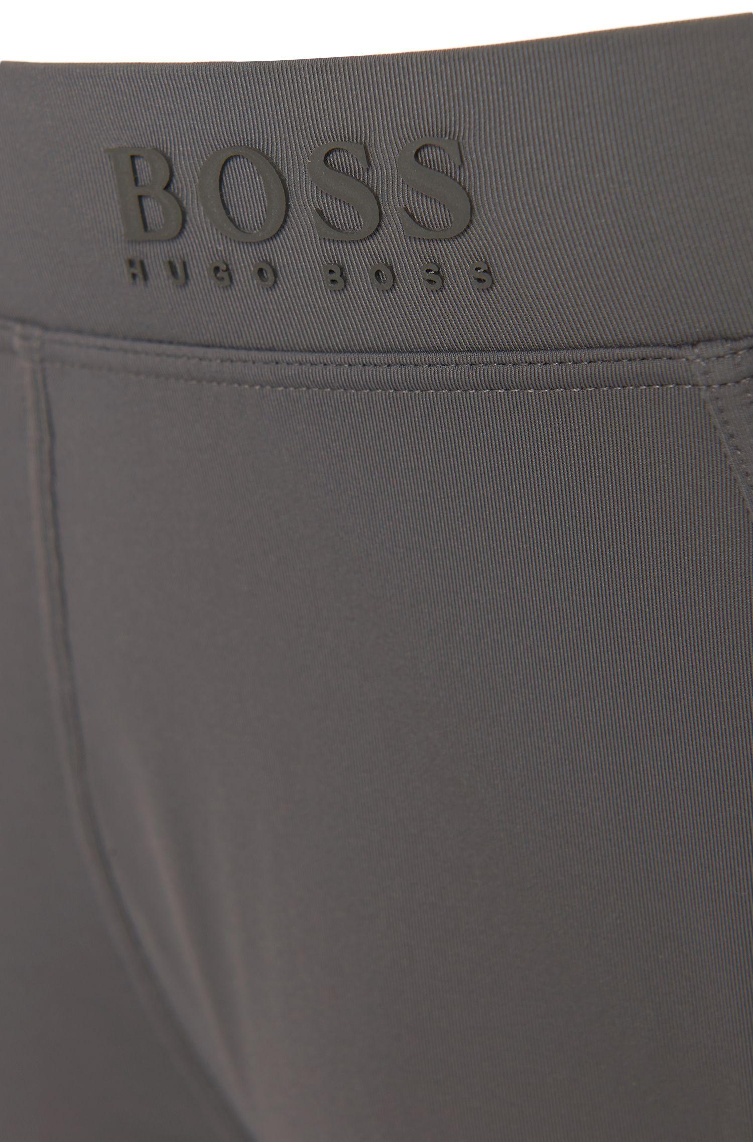 Boxershort van een elastische materiaalmix: 'Boxer CW BM'
