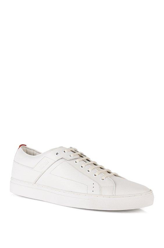 Leather sneakers: 'Futesio', White