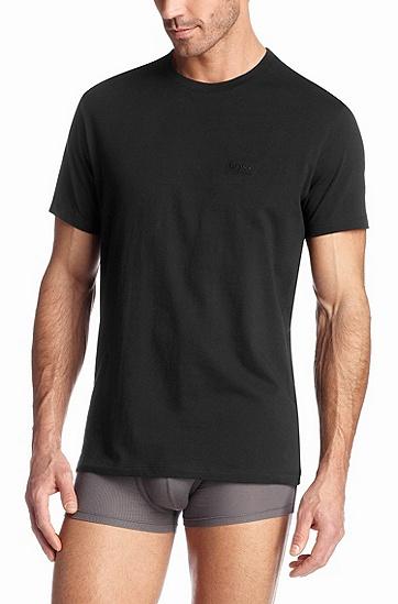 T-shirt en lot de deux , Noir