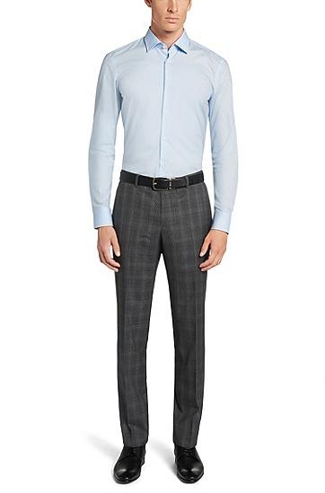 双面皮革腰带:'Otardo-CN',  002_黑色