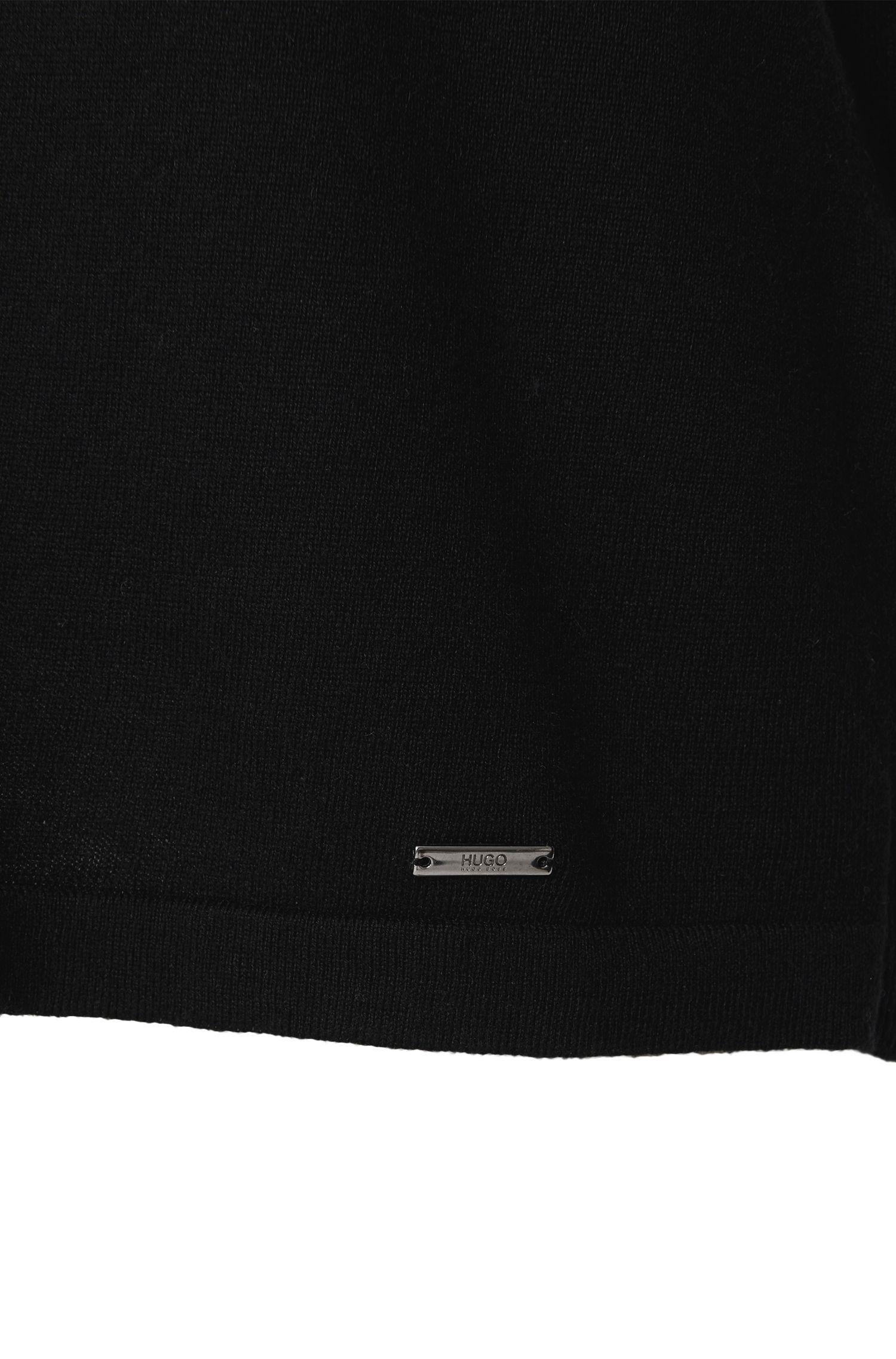 Feinstrick-Pullover aus Baumwoll-Mix mit Seiden- und Kaschmiranteil: 'Sabinus'