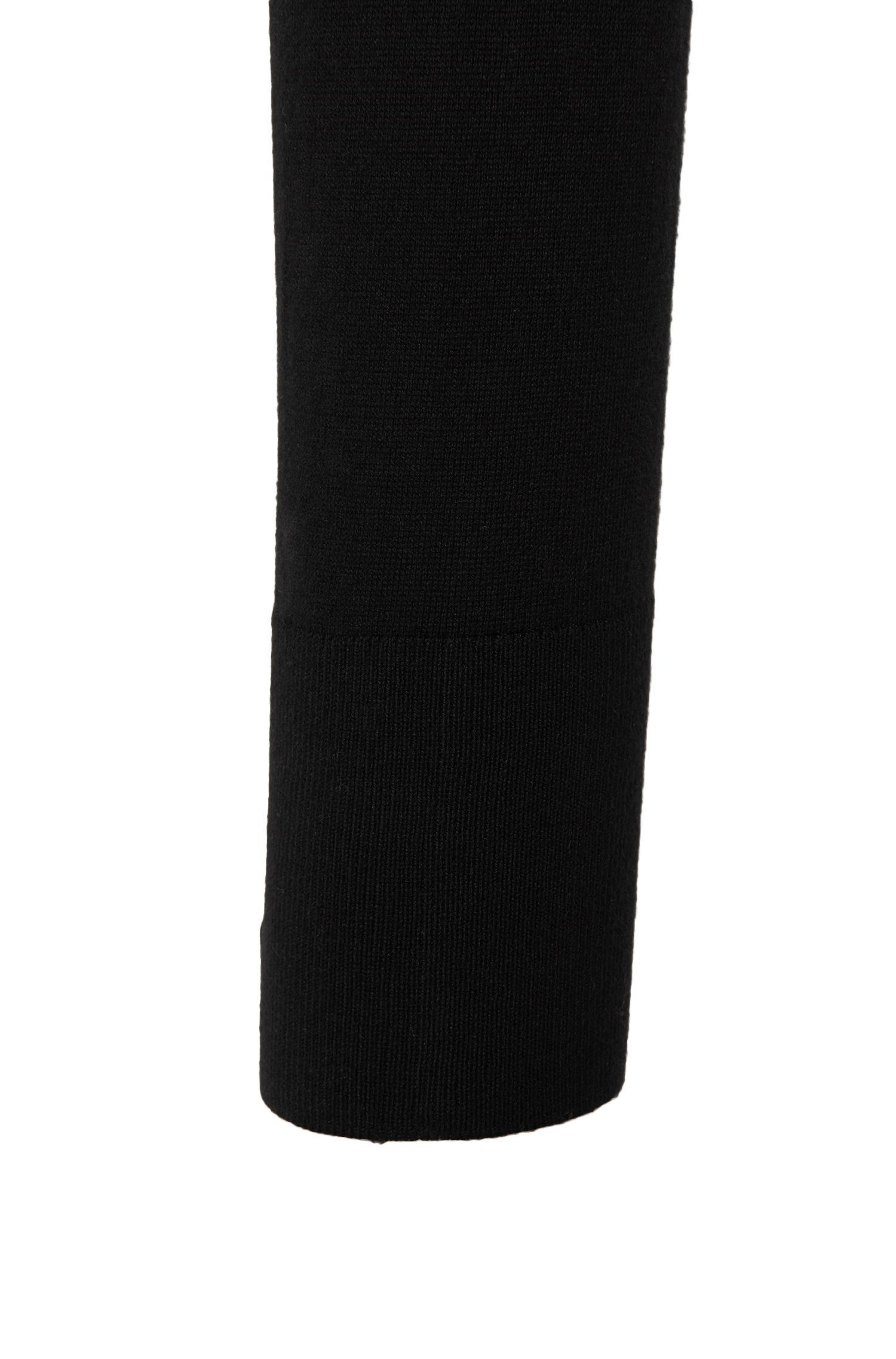 Fijngebreide trui van een katoenmix met zijde en kasjmier: 'Sabinus'