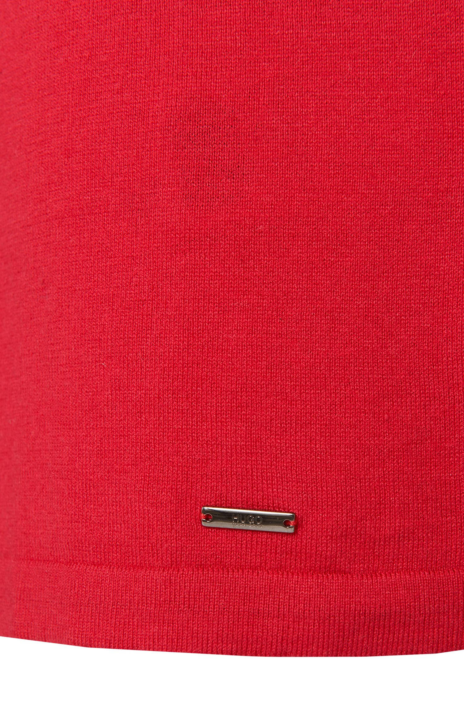 Feinstrick-Pullover aus Baumwoll-Mix mit Seiden- und Kaschmiranteil: 'Sorinus'