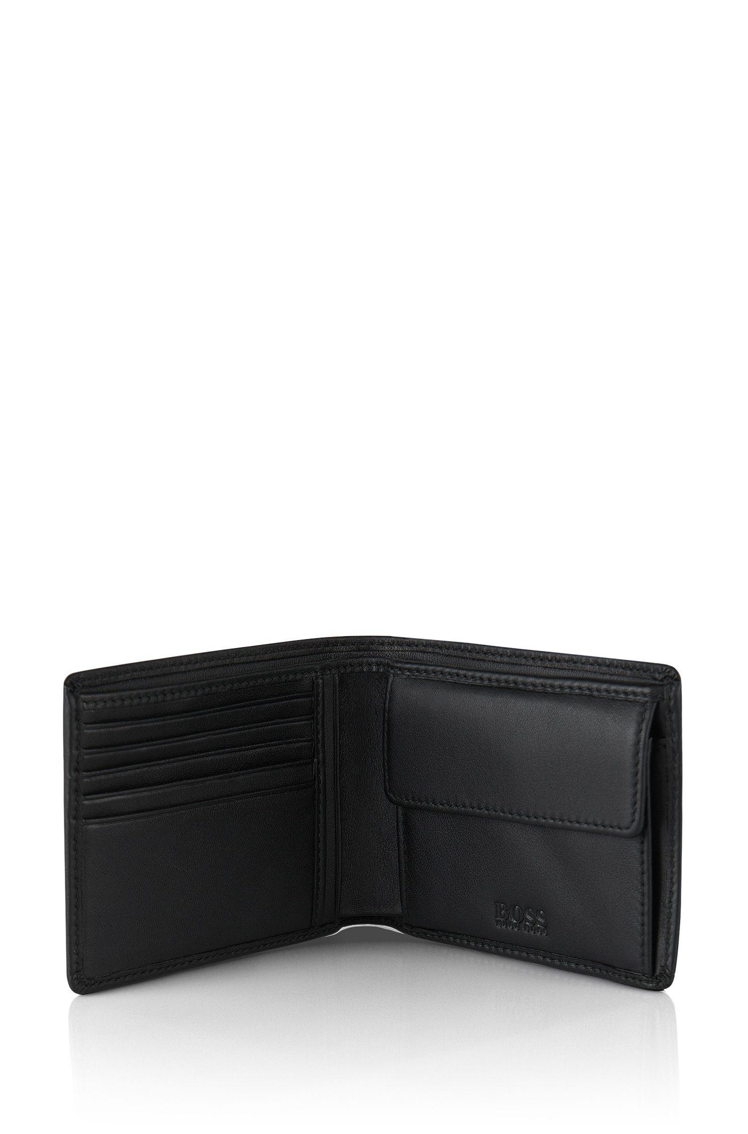 Geldbörse aus glattem Leder: 'Asolo'