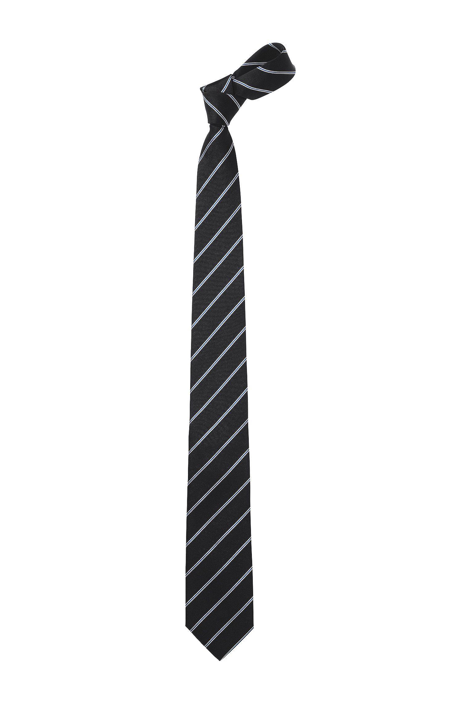 Edle Krawatte ´Tie 7,5 cm` aus Seide
