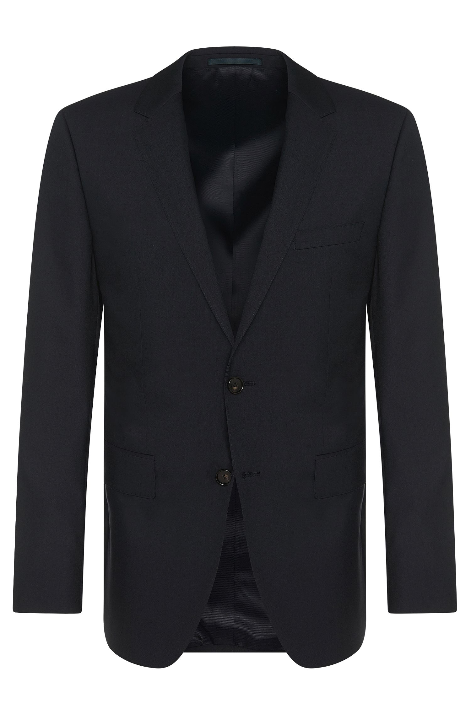 Jacket in new wool: 'The Rider'