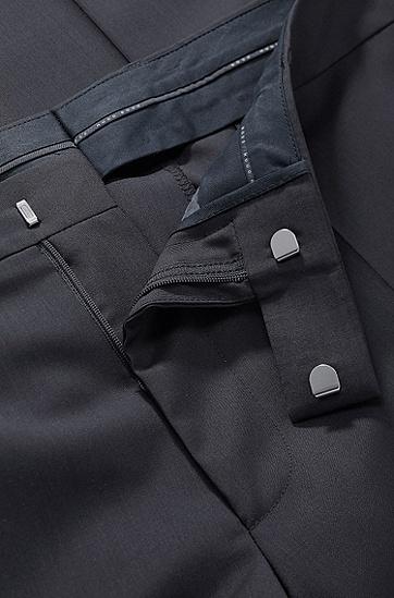 Big & Tall Comfort-Fit Business-Hose ´Move`, Dunkelblau