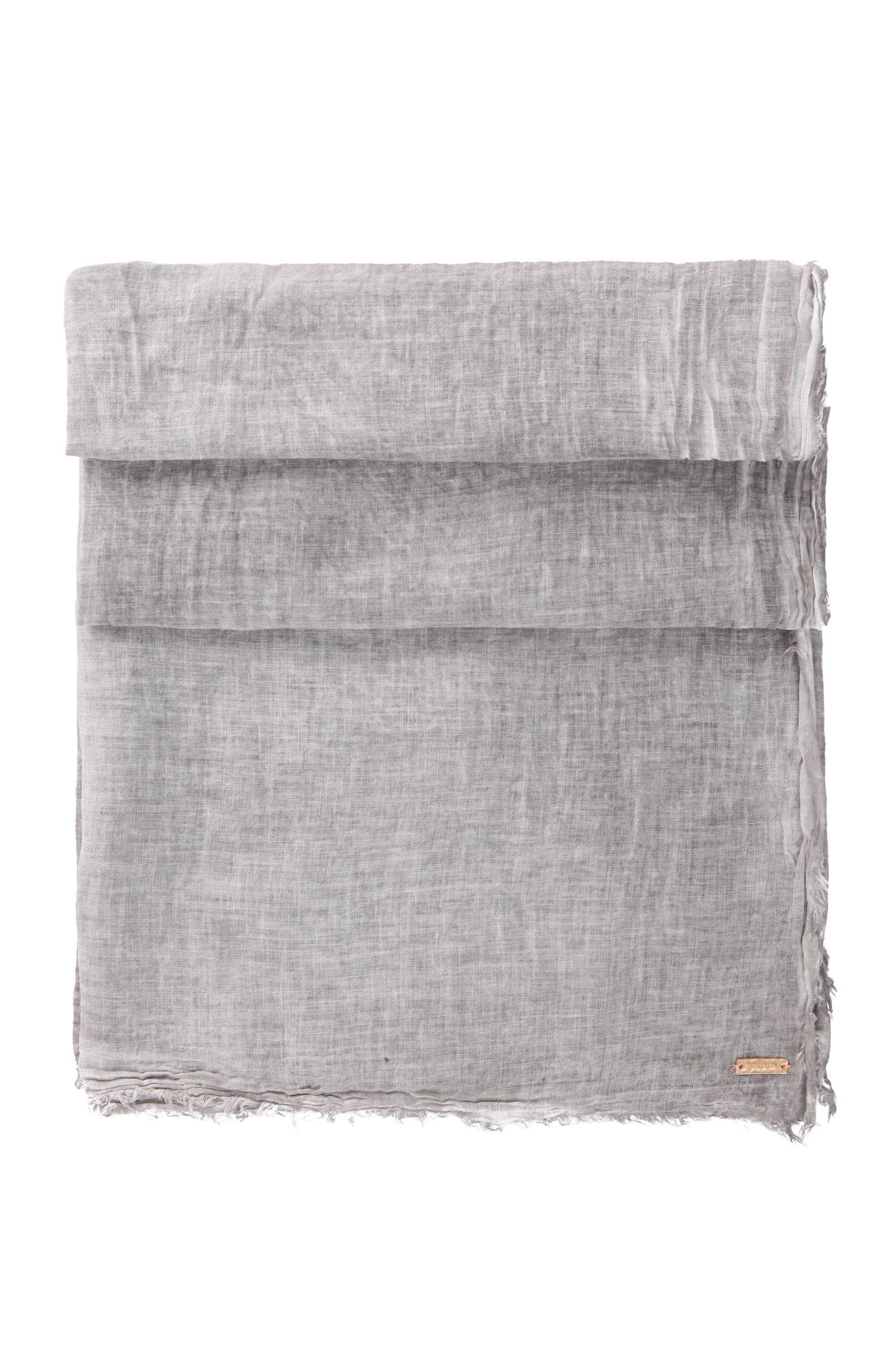 Unifarbenes Tuch aus Baumwolle: ´Nubasica 1`