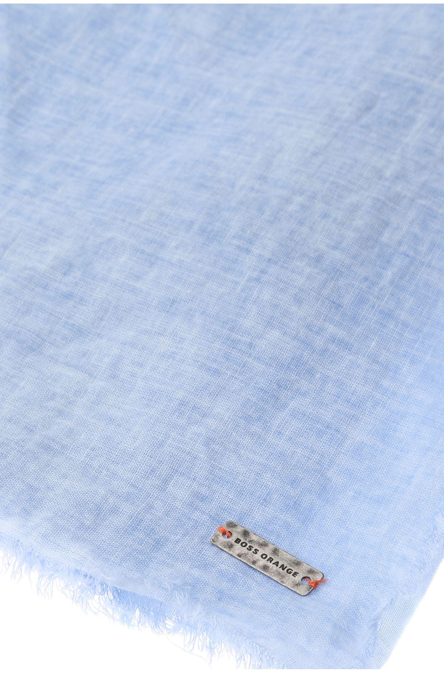 Foulard uni en coton: «Nubasica1»