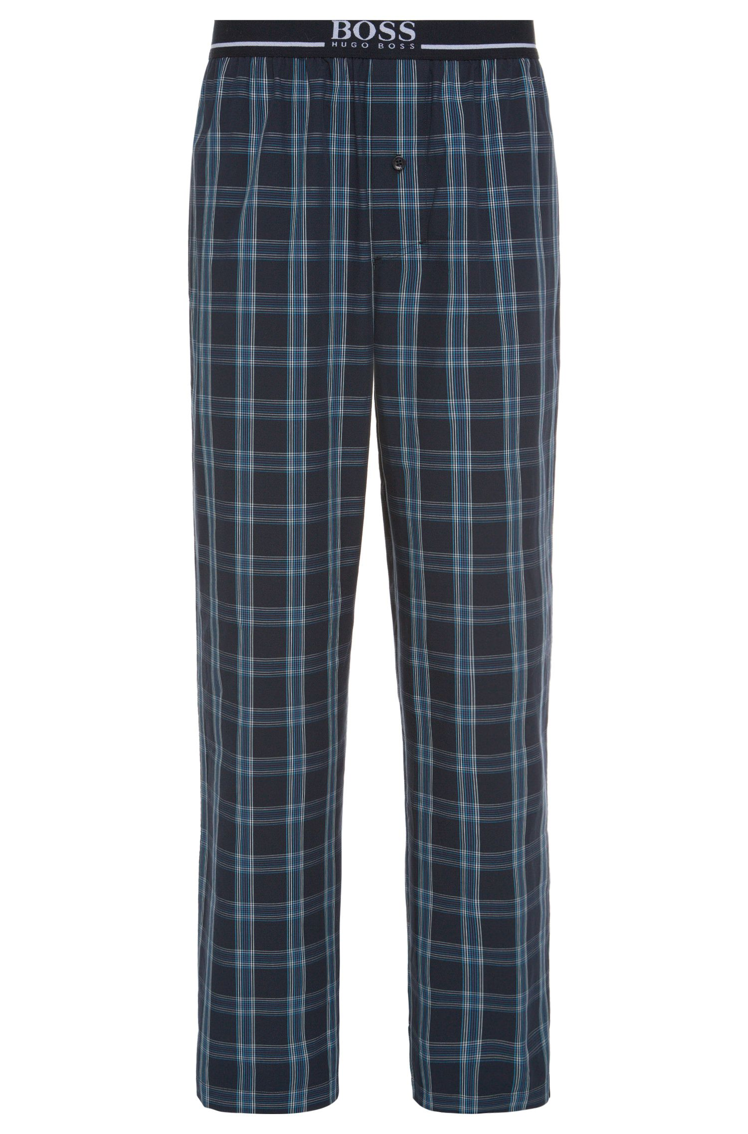 Cotton trousers: 'Long Pant EW 1'