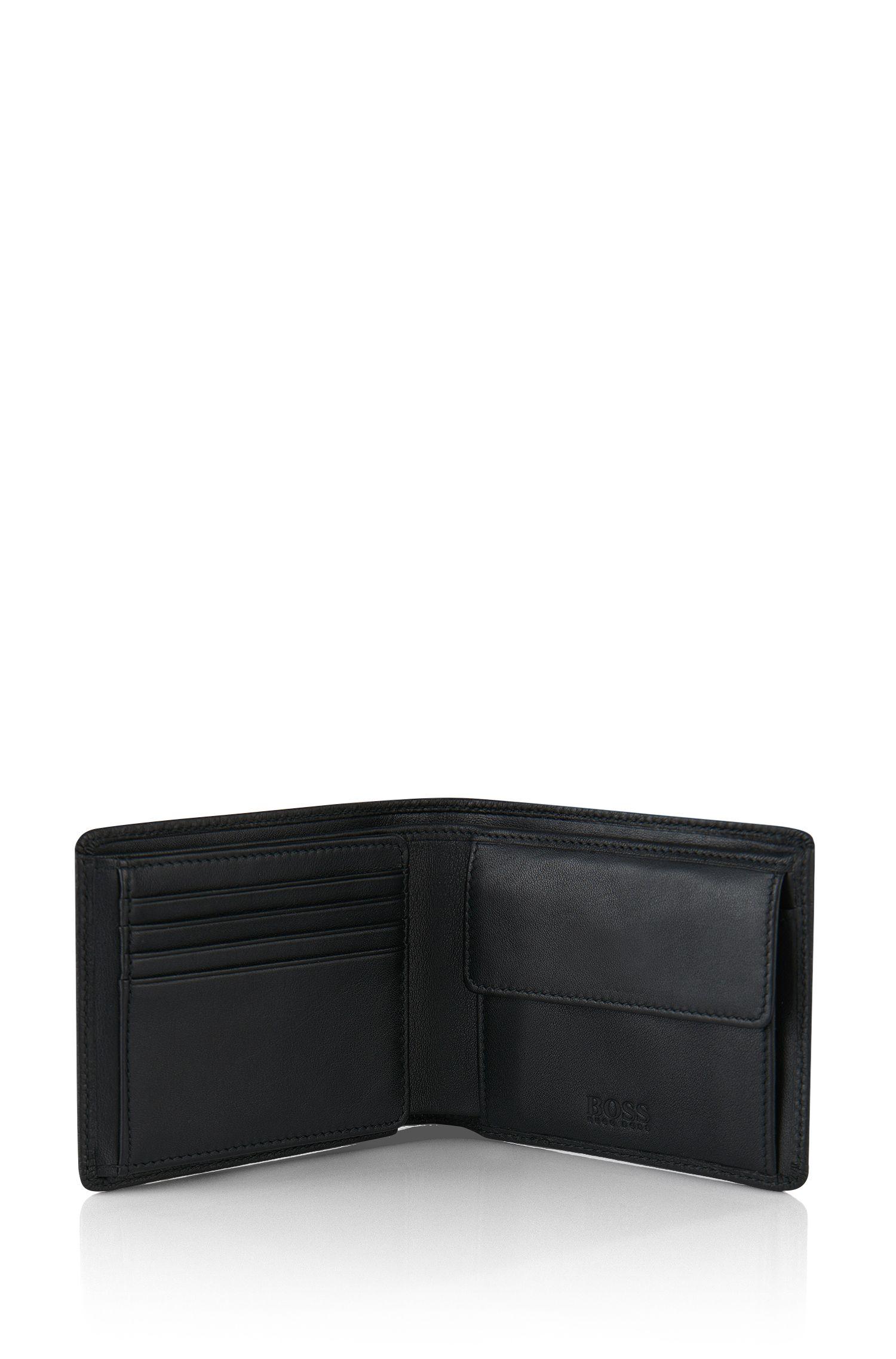 Porte-monnaie en cuir: «Monad»