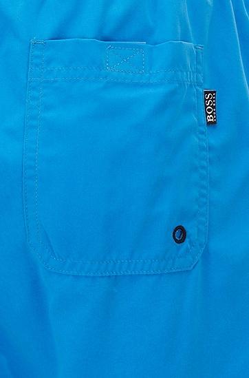 男士商务休闲游泳短裤沙滩裤,  431_亮蓝色