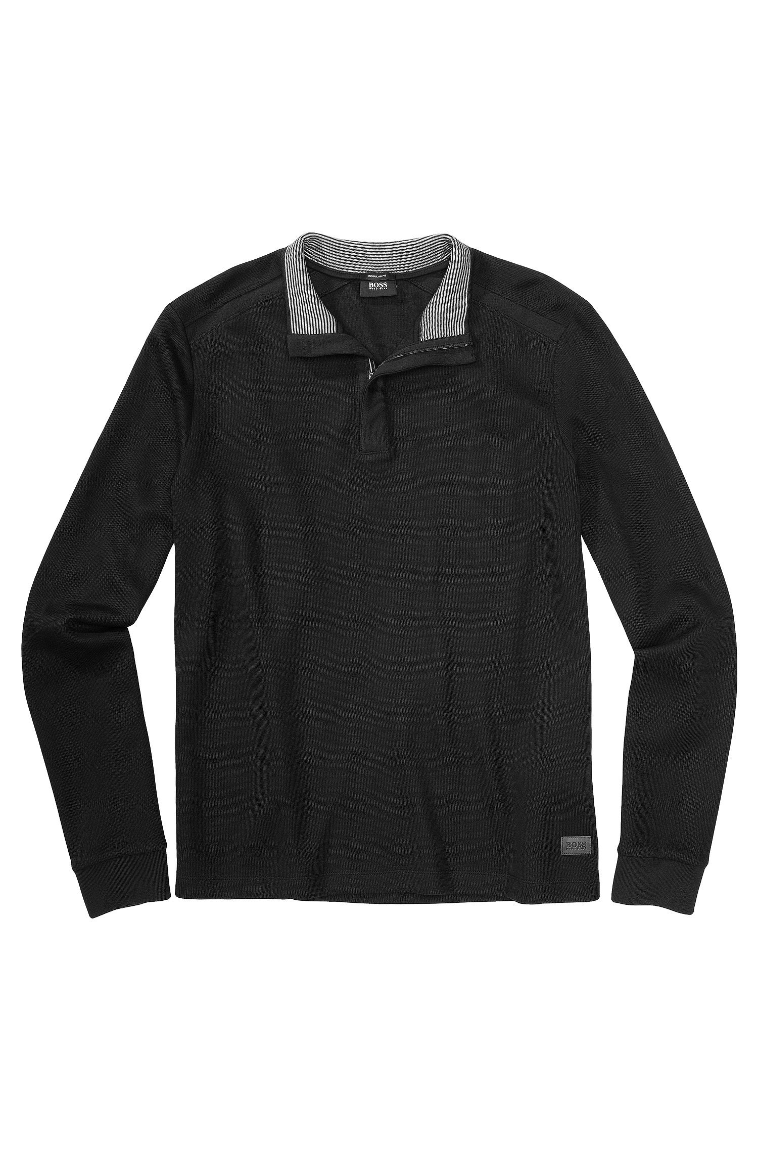 Troyer ´Piceno 38` aus Baumwolle