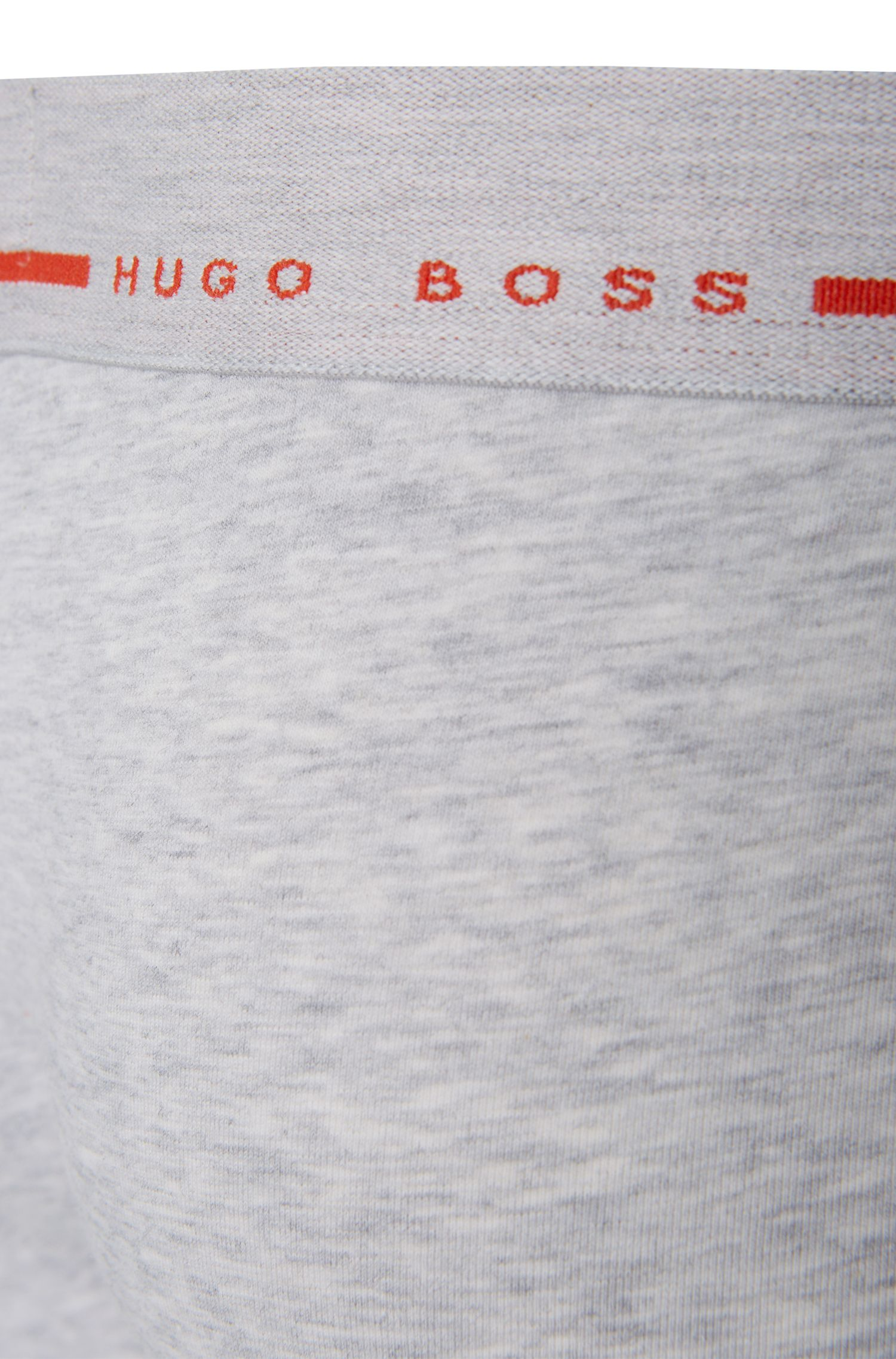 Boxershorts aus Stretch-Baumwolle: 'Boxer 24 Logo'