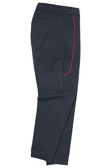 Jogginghose ´Halko` aus Baumwolle, Dunkelblau