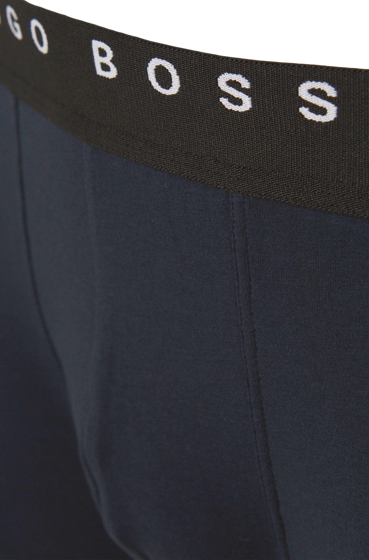Boxershorts aus Stretch-Baumwolle im 2er-Pack: 'Boxer 2P FN Print'