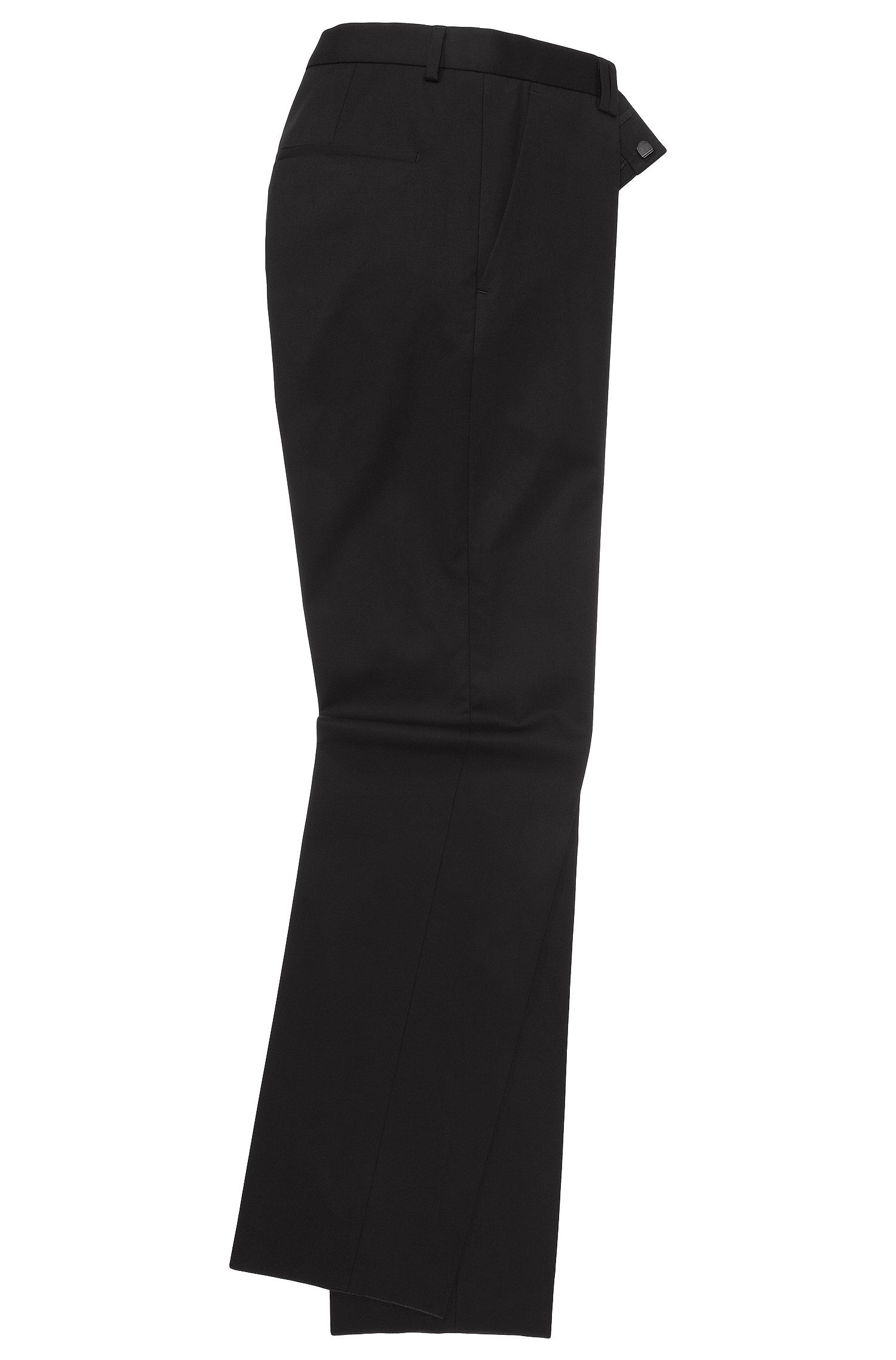 Pantalon business Slim Fit « Himmer1 » en coton mélangé