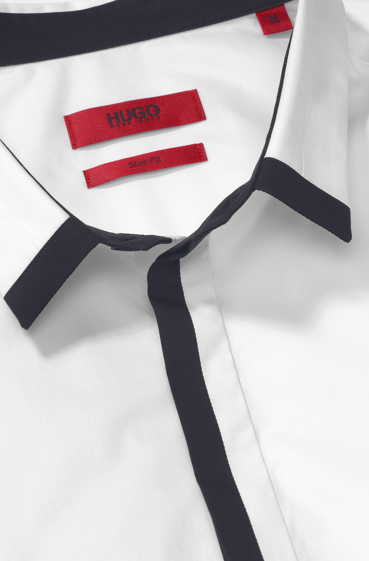 Slim-Fit Business-Hemd ´Edrion` mit Kentkragen