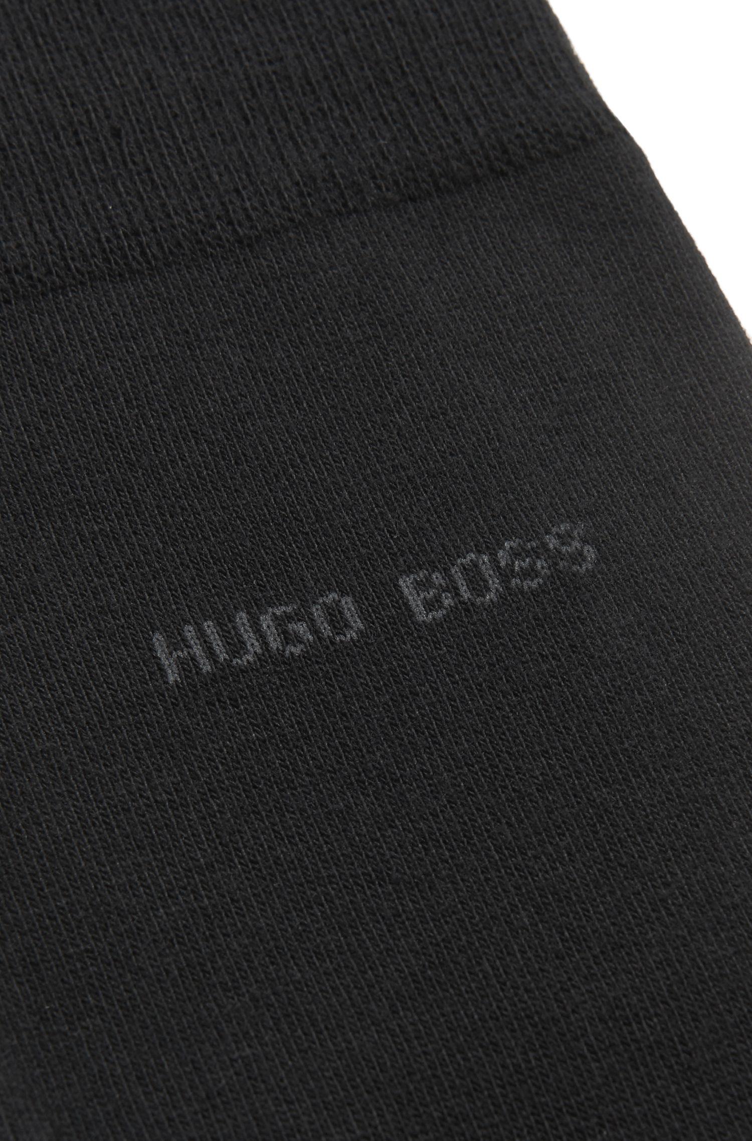 Chaussettes en coton mélangé à teneur en élasthanne: «Marc RS Uni»