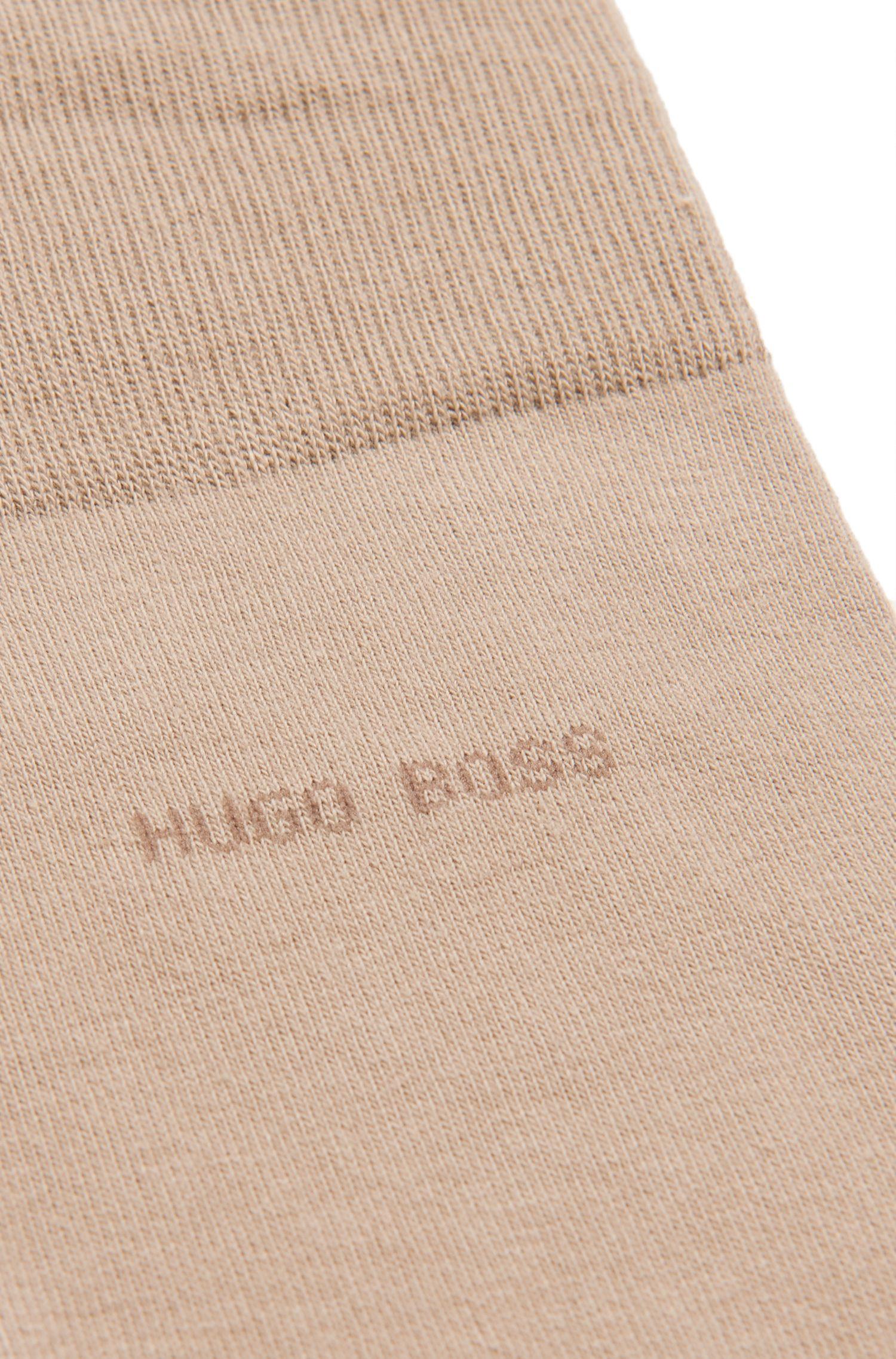 Socken aus Baumwoll-Mix mit Elasthan: ´Marc RS Uni`