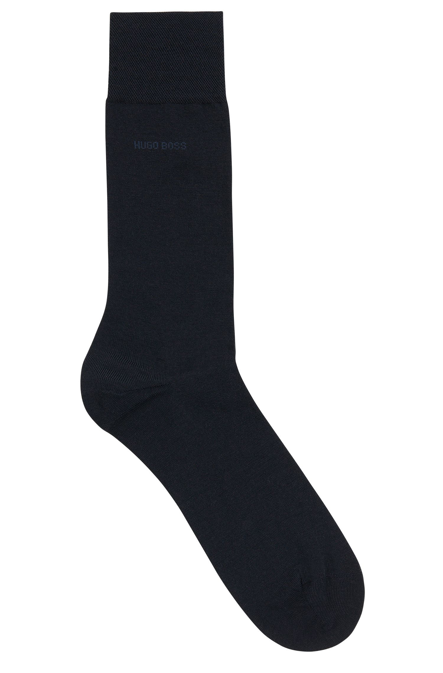Sokken van een katoenmix: 'John RS Gentle'