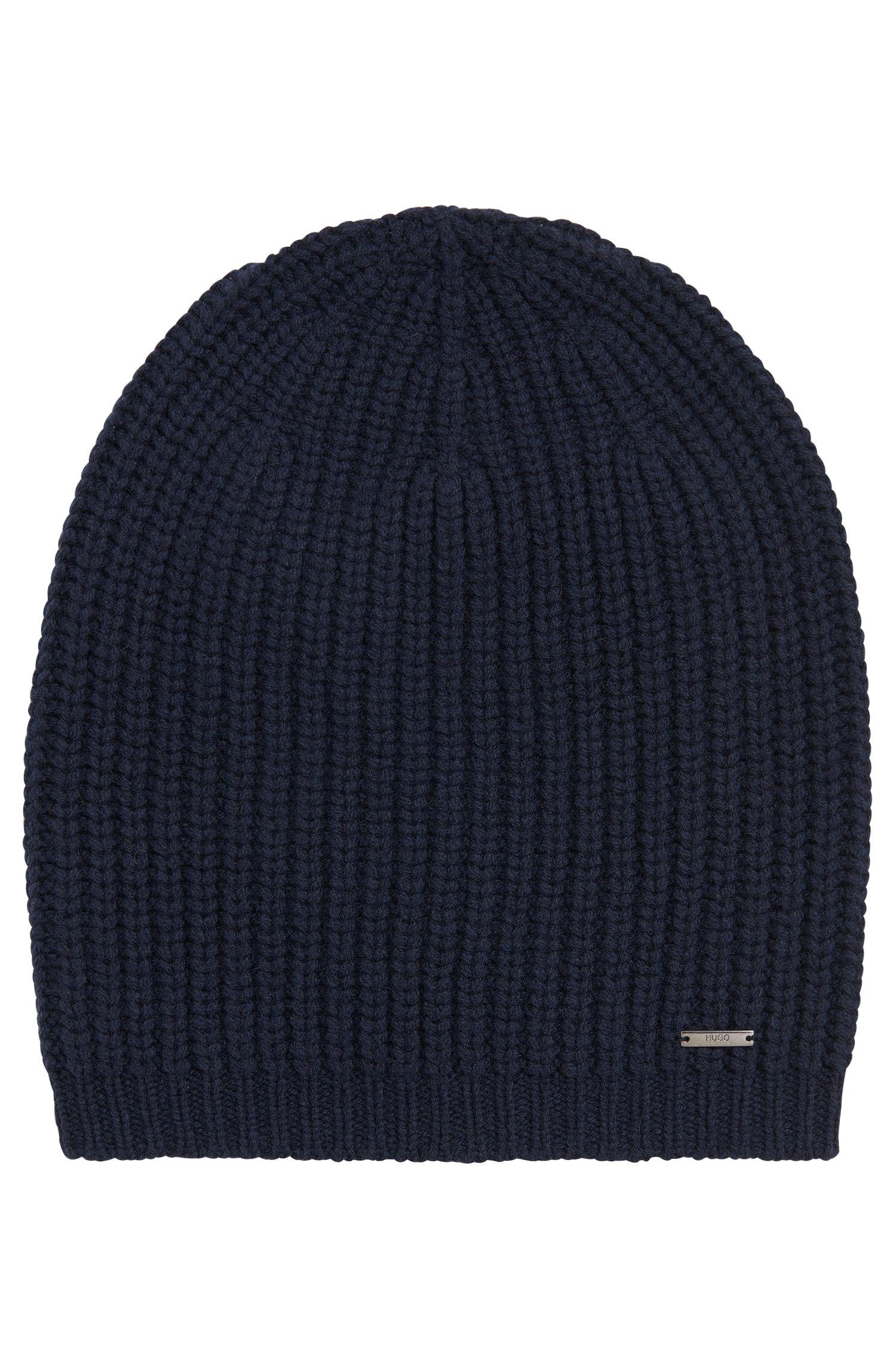 Mütze aus reiner Schurwolle: 'Xaffano'