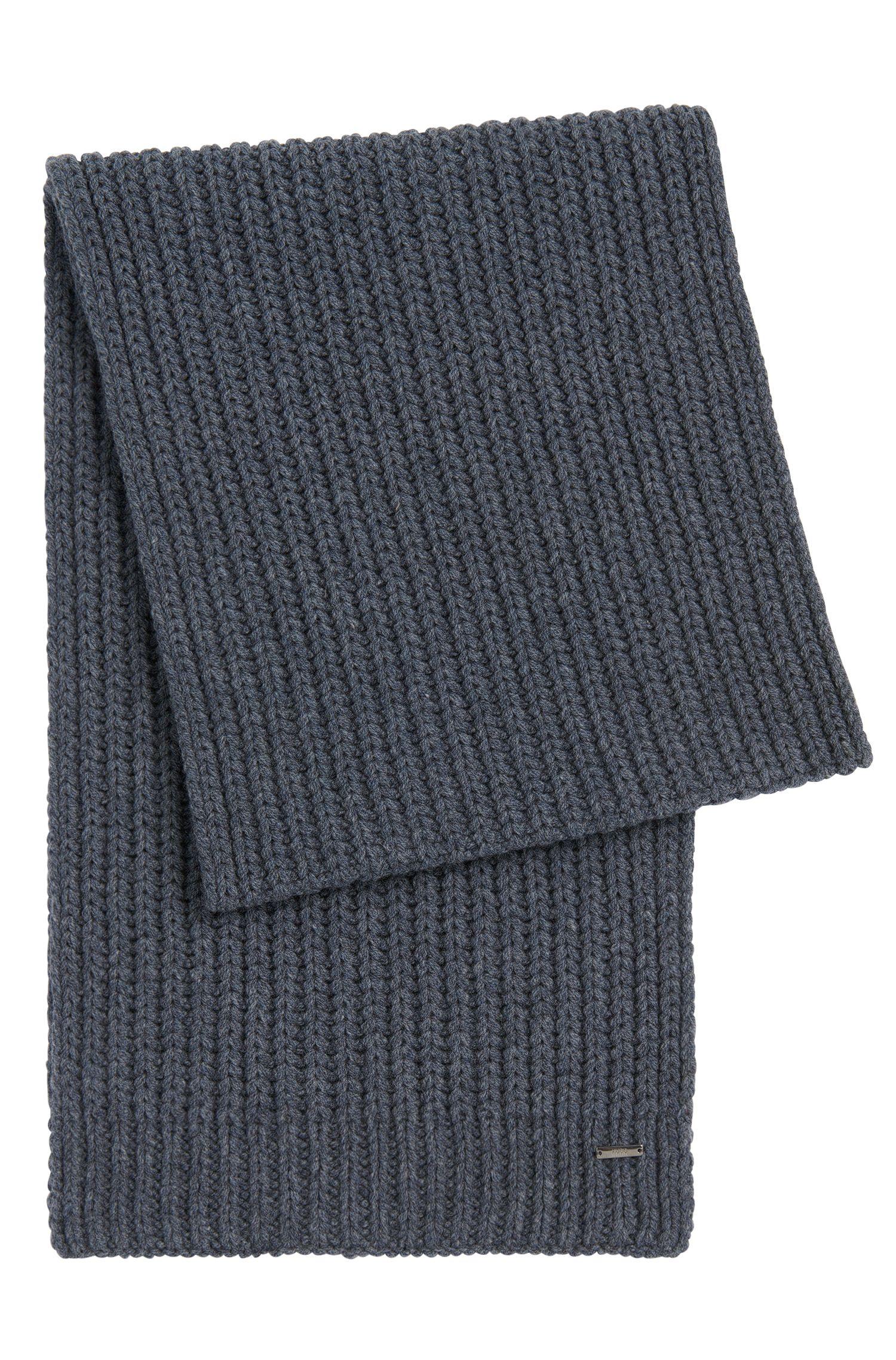 Scarf in new wool: 'Zaffano'