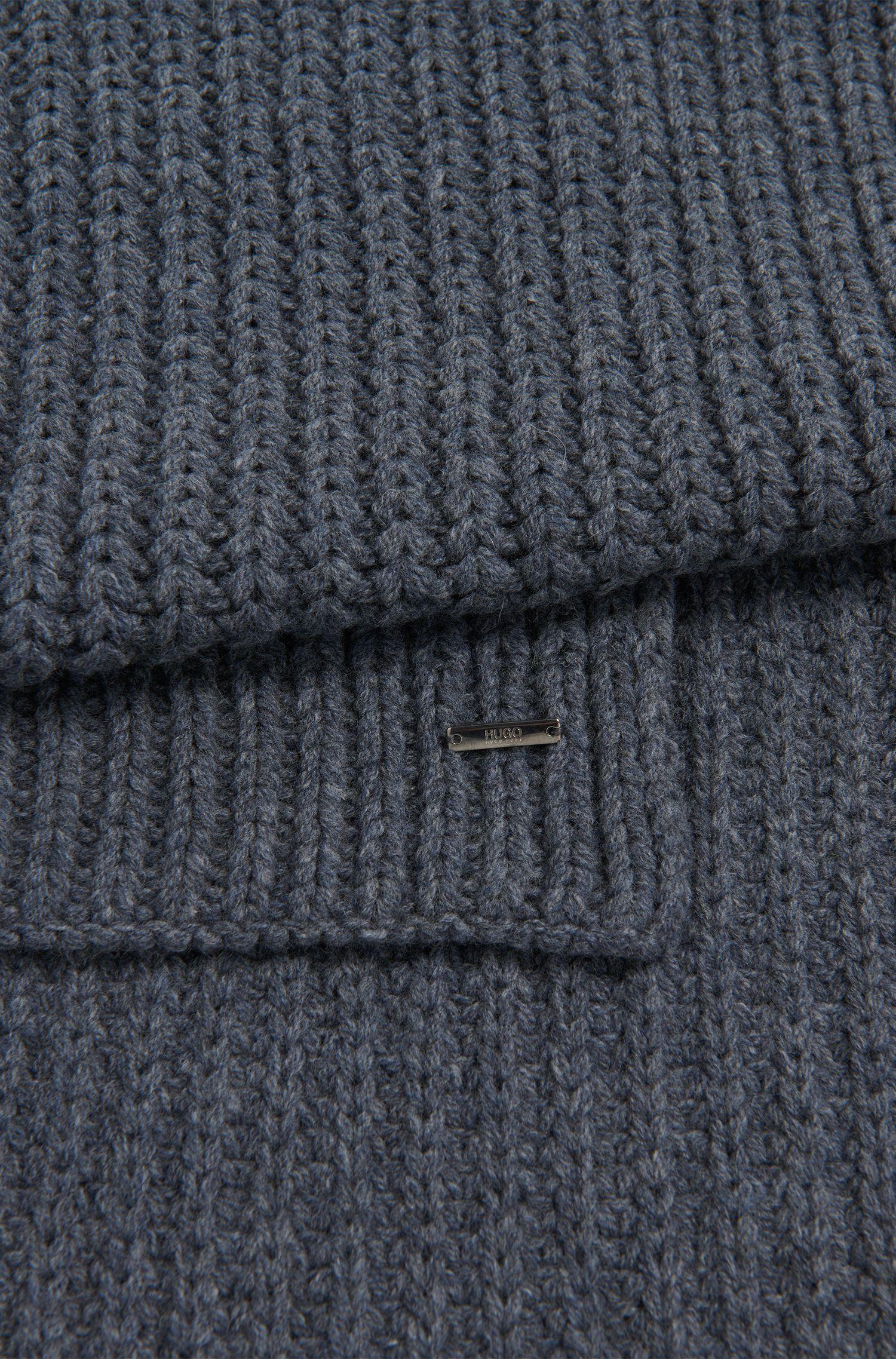 Écharpe en laine vierge: «Zaffano»