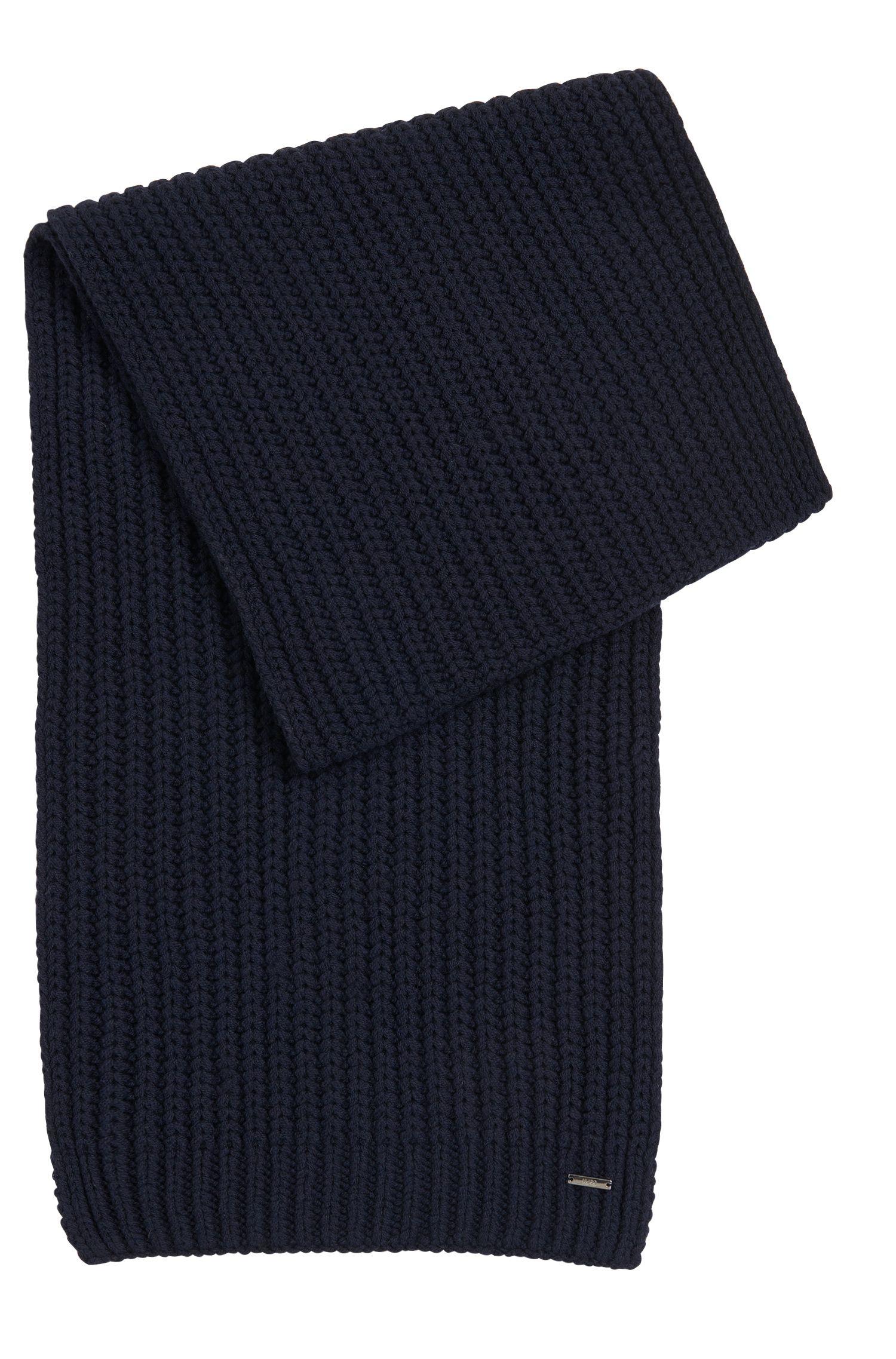 Sciarpa in lana vergine: 'Zaffano'