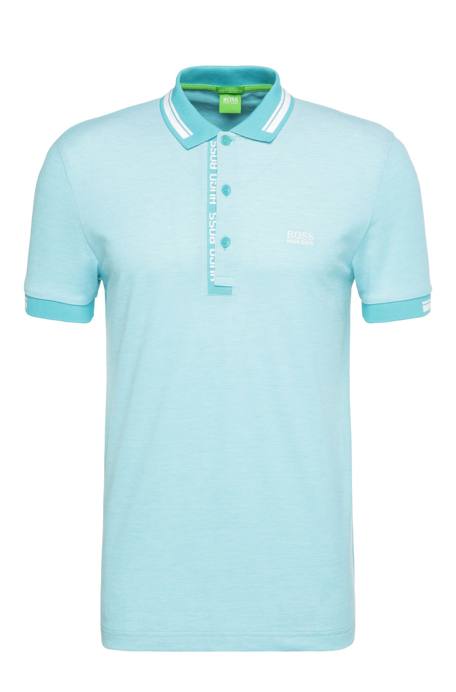 Polo shirt 'Paule 4' in cotton piqué