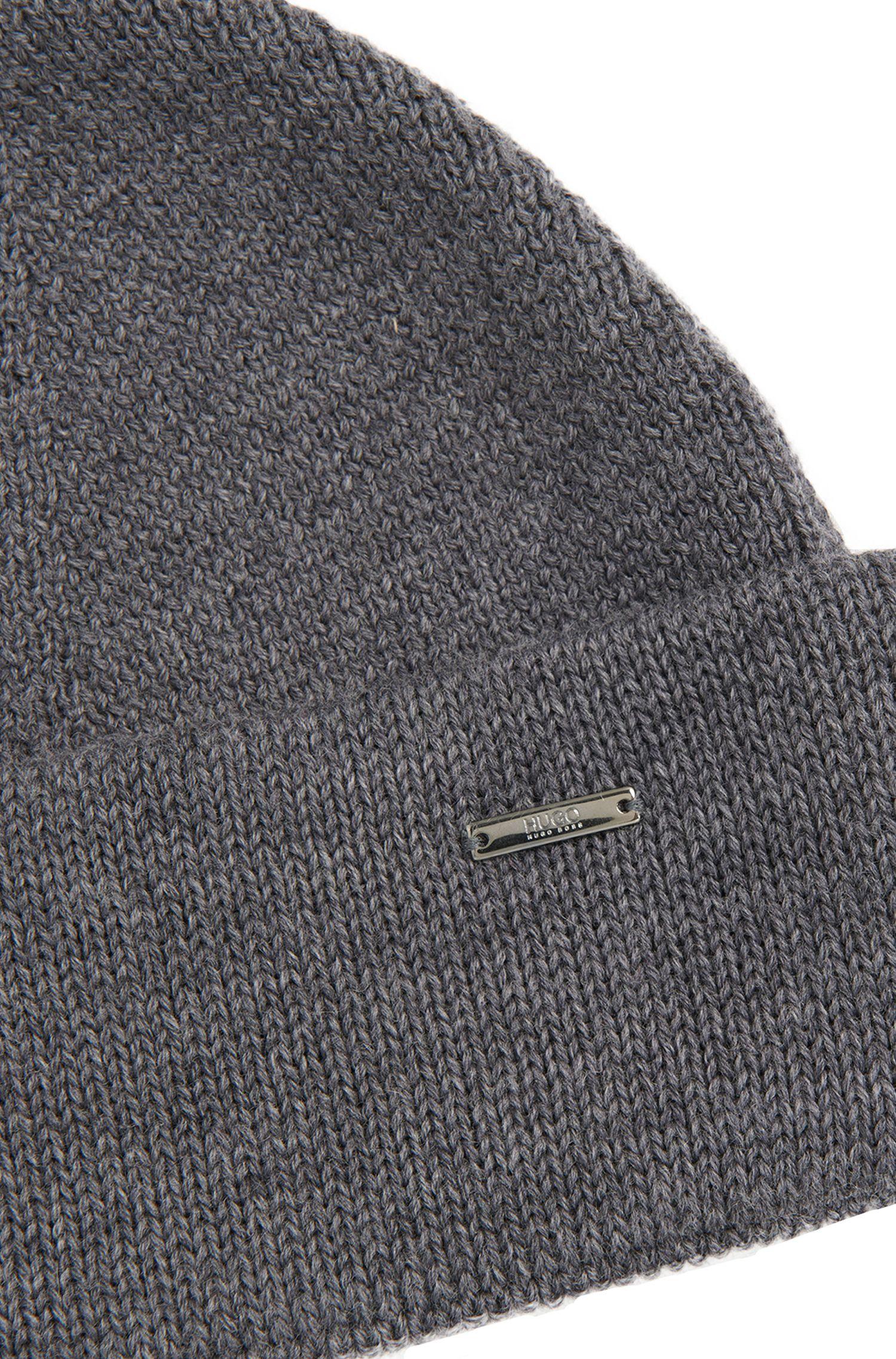 Mütze aus reiner Schurwolle: 'Xiann'