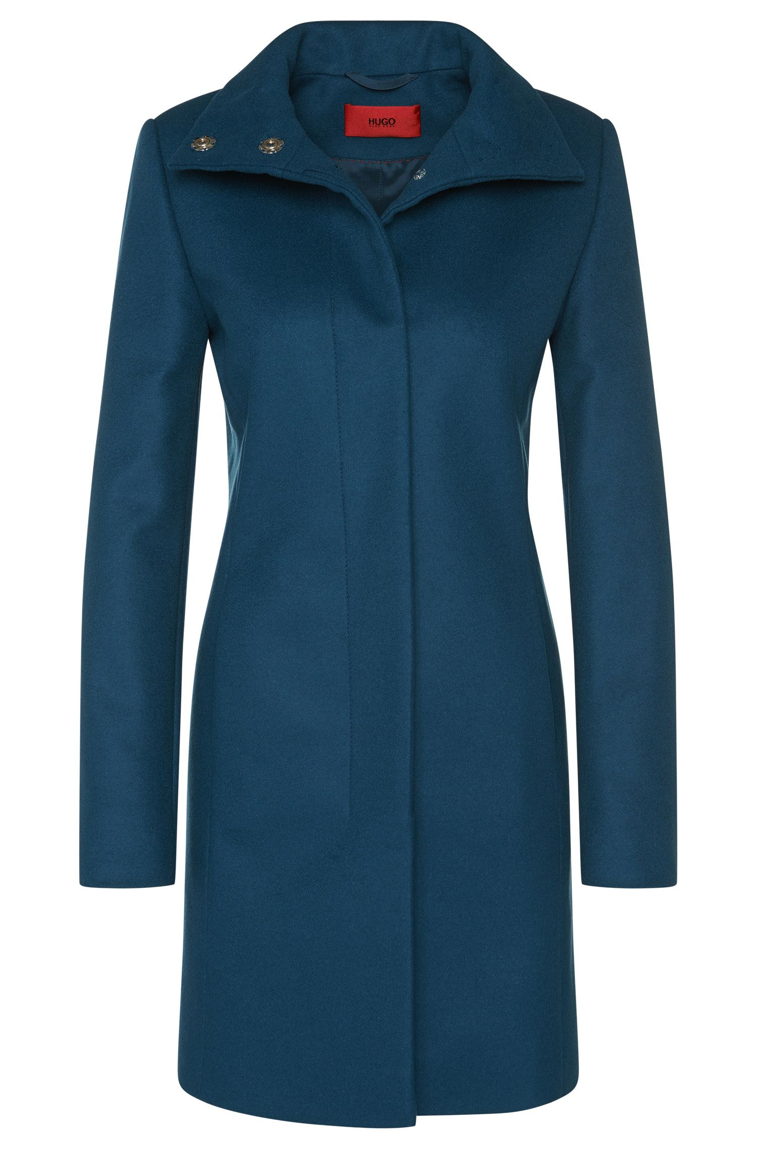 Wool coat 'Malu' in new wool blend