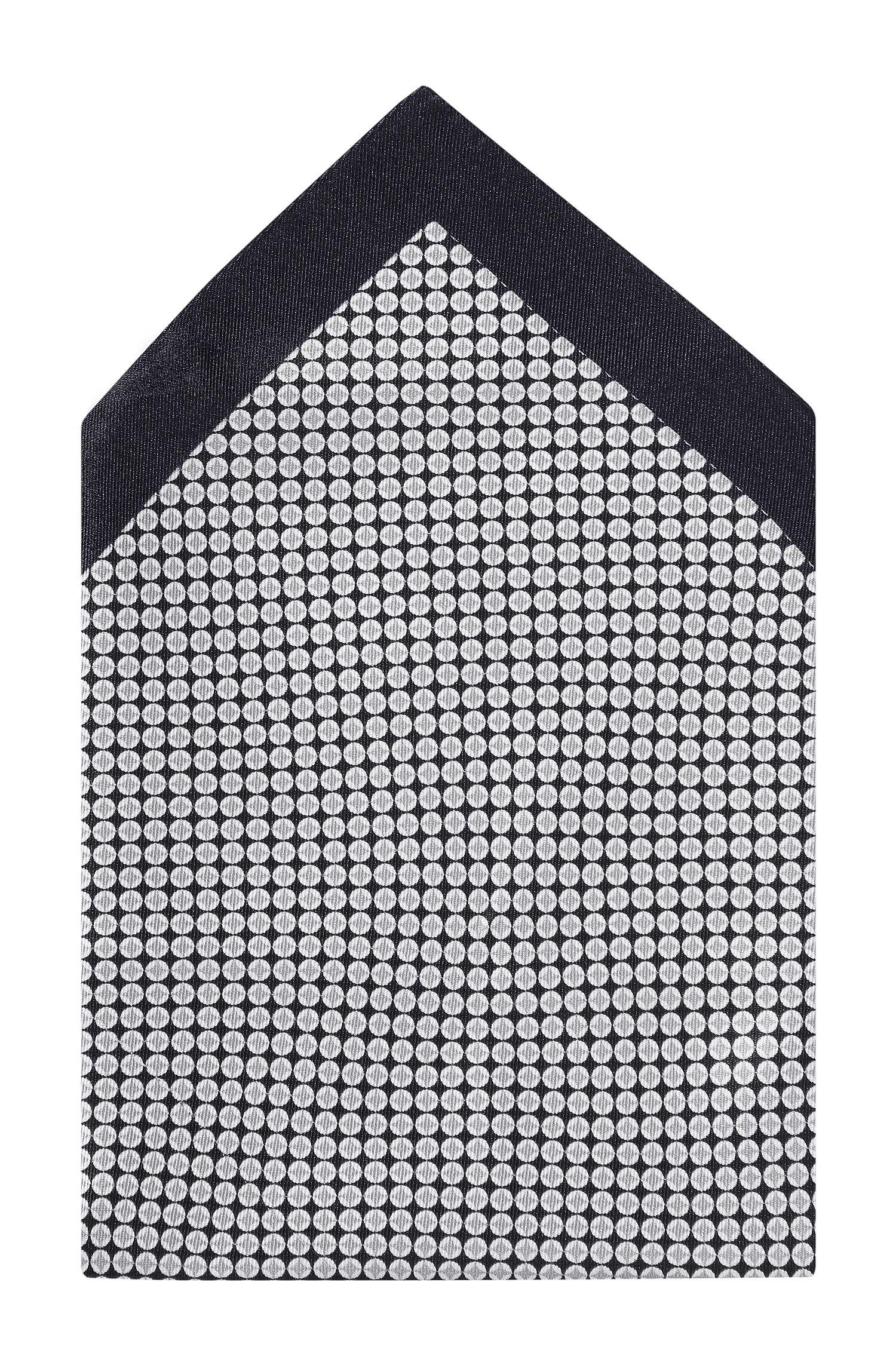 Pochet 'Pocket square 33 x 33' van zijde