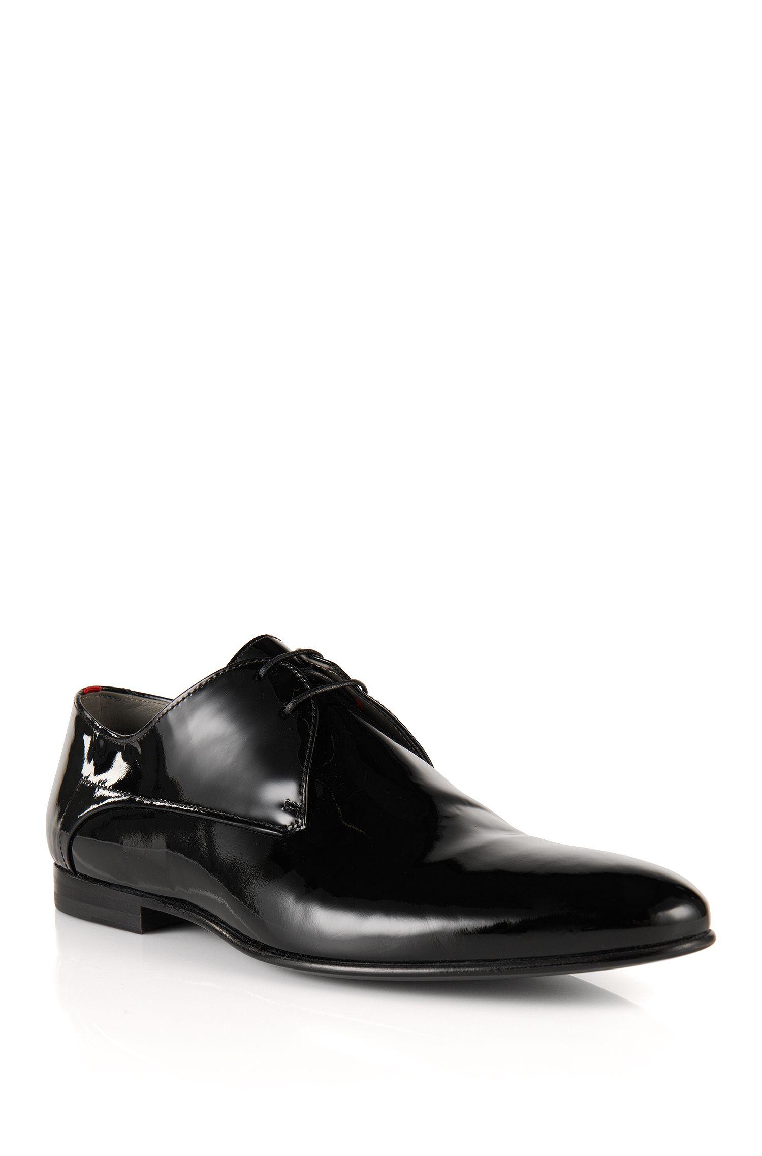 Chaussures à lacets «Everio» en cuir huilé