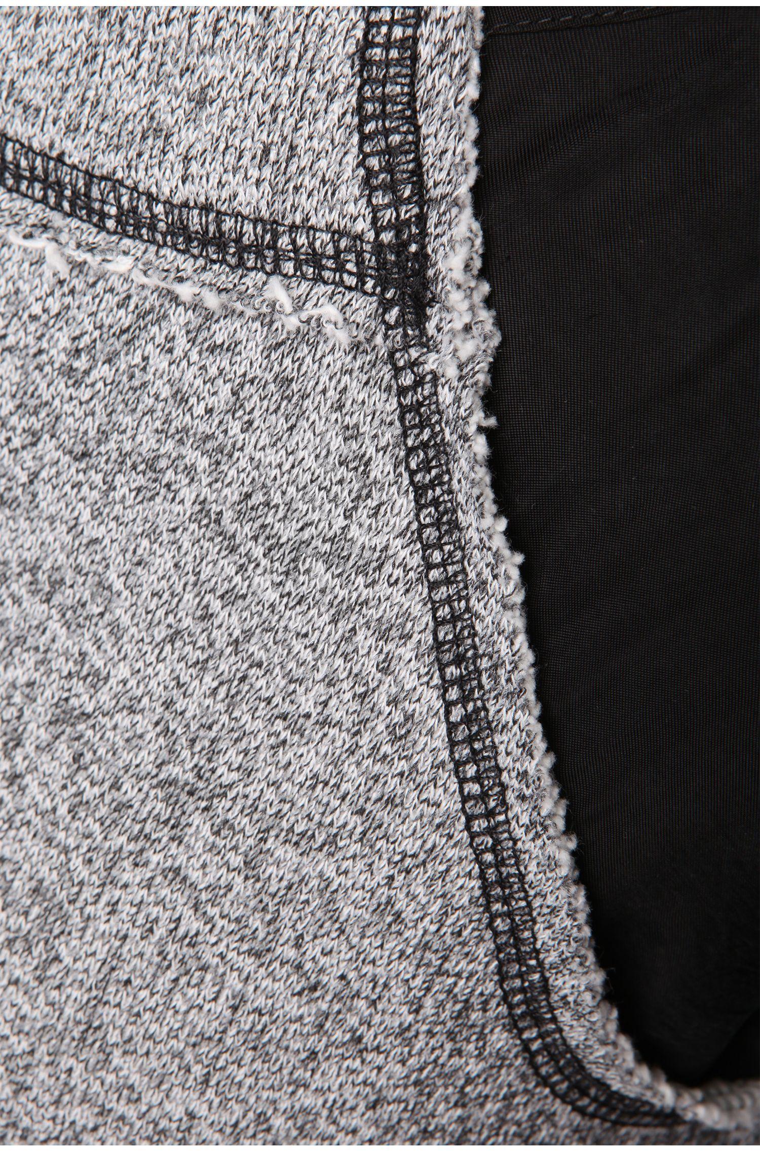 Robe en jersey en coton mélangé: «Atiffany»