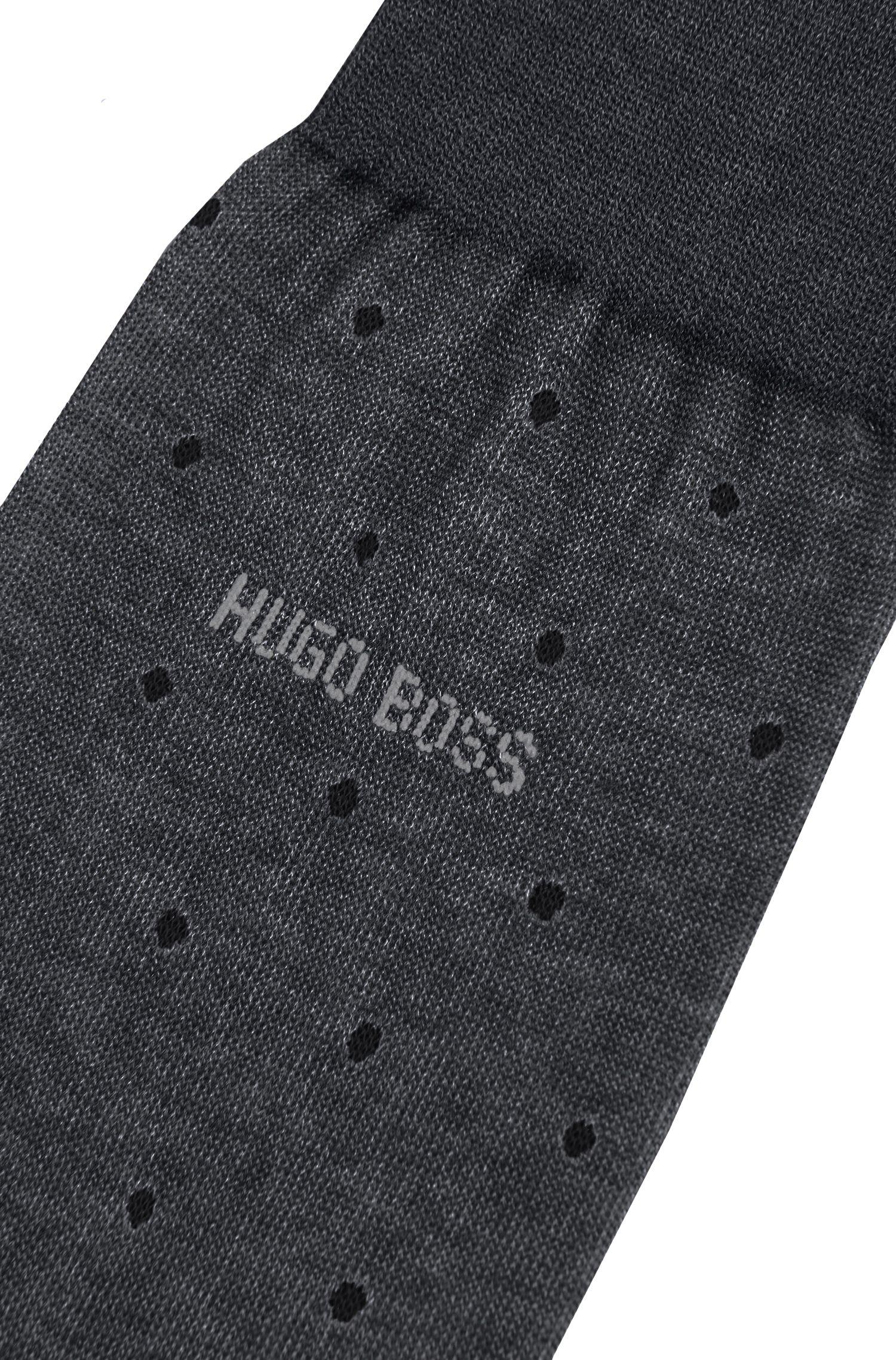 Chaussettes en coton mercerisé: «GeorgeDesignDots»