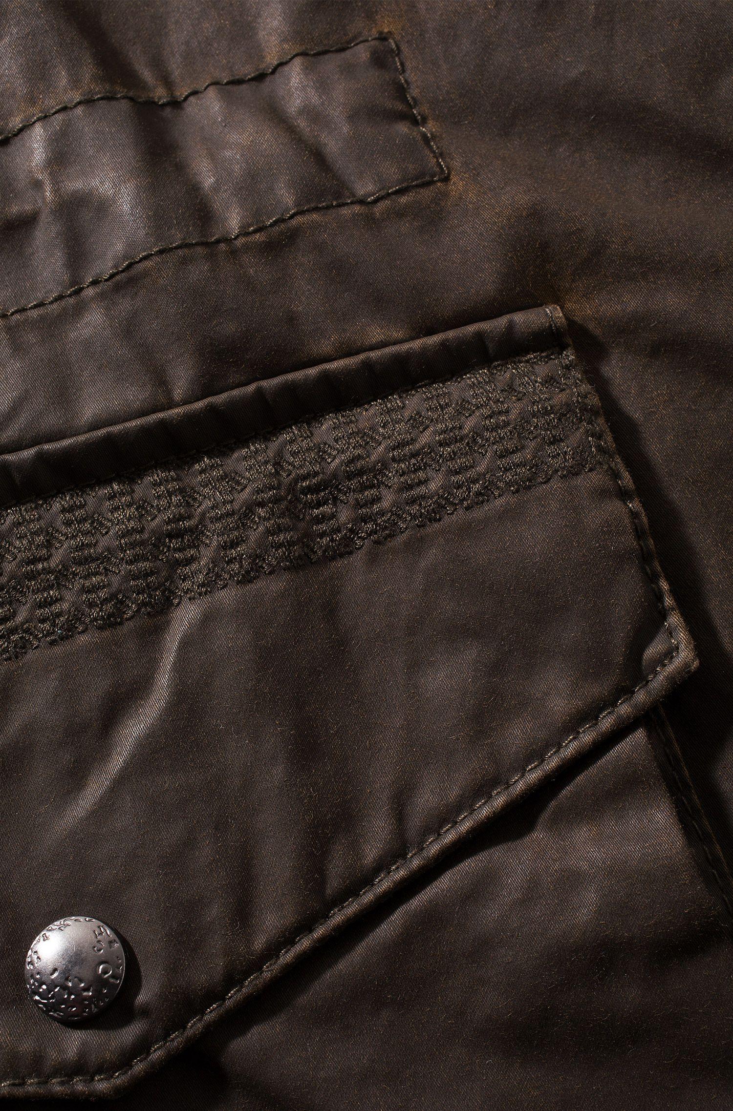 Parka ´Ocobra-W` aus Baumwolle