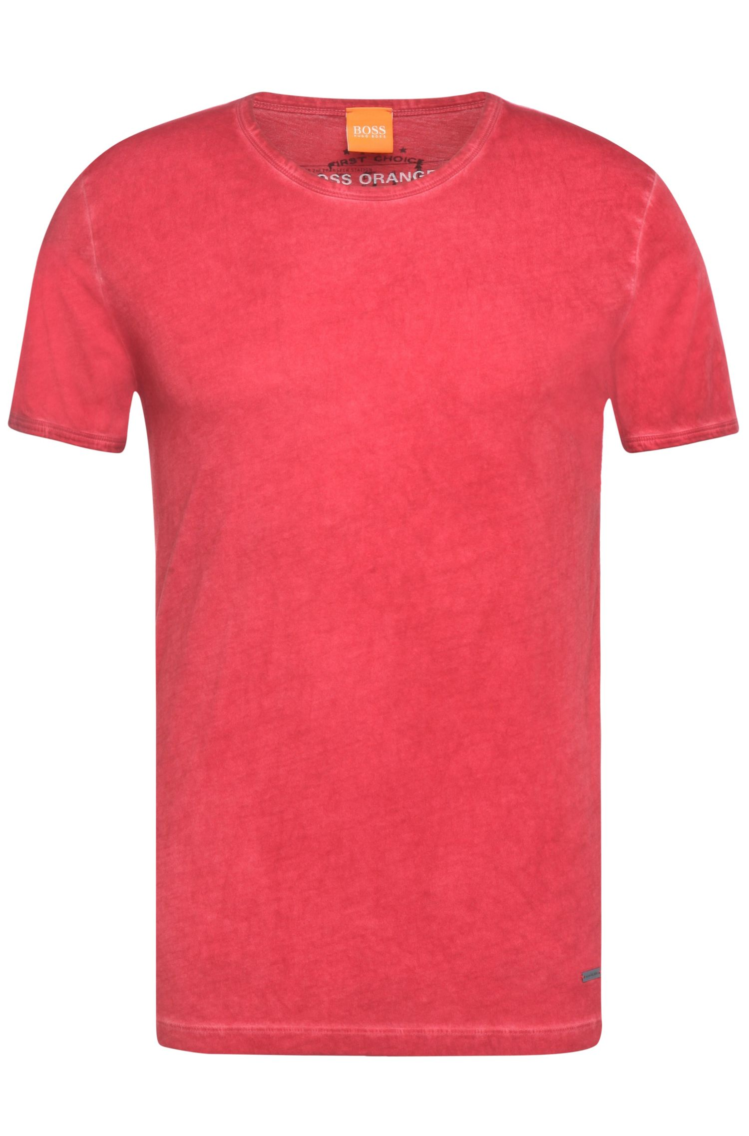T-shirt 'Tour' con scollatura a girocollo